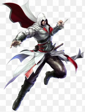 Game Character - Soulcalibur V Soul Edge Assassin's Creed II Ezio Auditore PNG