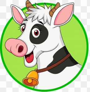 Vector Cows - Cattle Cartoon Stock Photography Royalty-free PNG