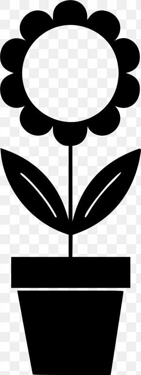 Potted Plant - Flowerpot Houseplant Clip Art PNG