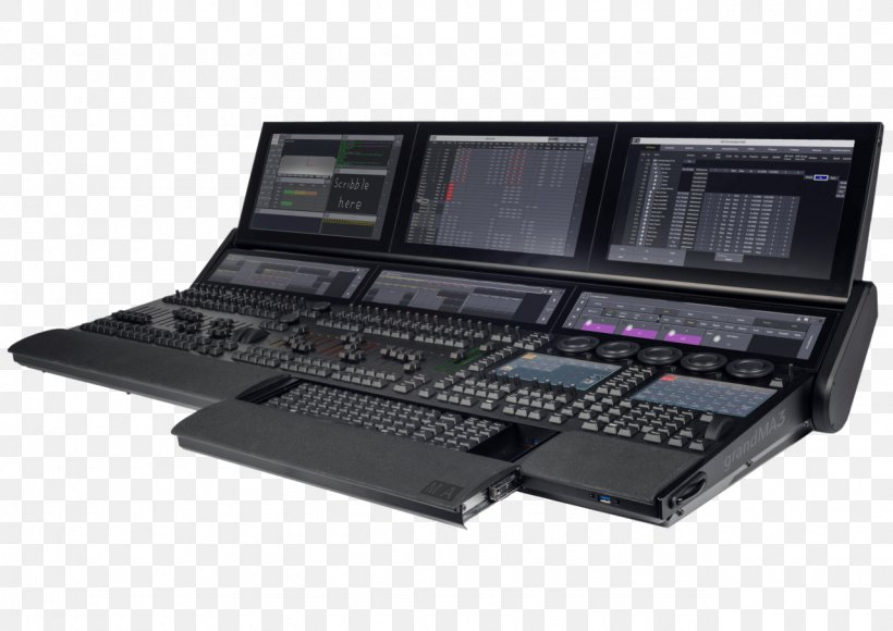 Control System Stage Lighting