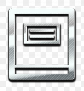 Rectangle Electronic Device - Book Icon Office Icon PNG