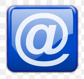 Email - Email Address Email Marketing At Sign Clip Art PNG