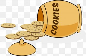 Cookies Cliparts - Chocolate Chip Cookie Cookie Cake Chocolate Brownie Clip Art PNG