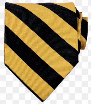 Black Tie - Brown Necktie Black M PNG