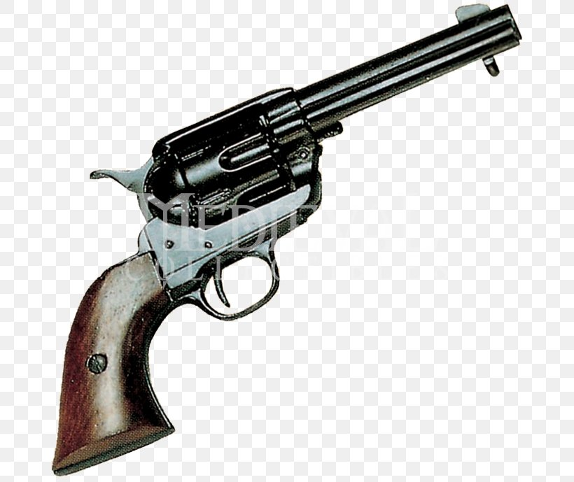 Revolver Colt Single Action Army .45 Colt Colt's Manufacturing Company .45 ACP, PNG, 689x689px, 45 Acp, 45 Colt, Revolver, Air Gun, Automatic Colt Pistol Download Free