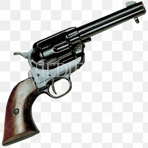 Weapon - Revolver Colt Single Action Army .45 Colt Colt's Manufacturing Company .45 ACP PNG
