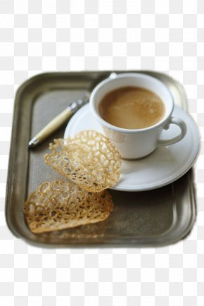 Coffee On The Plate - Coffee Espresso Latte Macchiato Caffxe8 Macchiato Cafe PNG