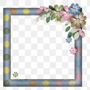 Mother's Day - Picture Frames Mother's Day Scrapbooking Quadro Floral Design PNG