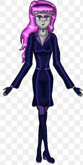 Glare - Costume Design Violet Purple Action & Toy Figures PNG