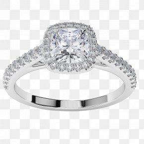 Will You Merry Me - Diamond Engagement Ring Gold Carat PNG