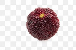Strawberry - Strawberry Fruit Green Morella Rubra PNG
