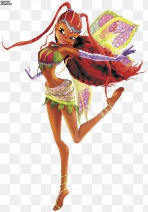 Enchant - Aisha Bloom Musa Tecna Roxy PNG