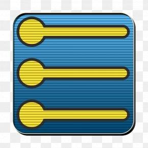 Yellow Ui Icon - App Icon Application Icon Interface Icon PNG