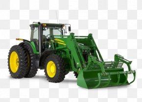 Tractor - John Deere Caterpillar Inc. Tractor Loader Agriculture PNG