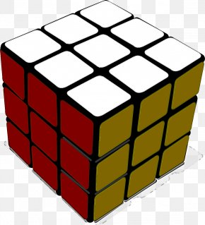 Toy Rubiks Cube - Rubik's Cube Toy Square PNG