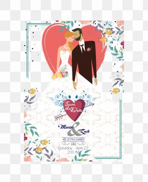 Bride Marriage - Wedding Invitation Bridegroom Marriage PNG
