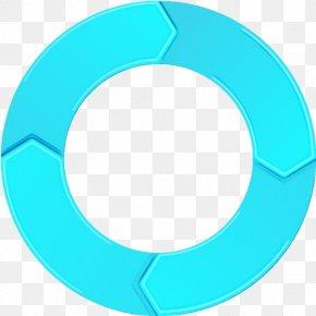 Rim Turquoise - Aqua Turquoise Circle Clip Art Turquoise PNG