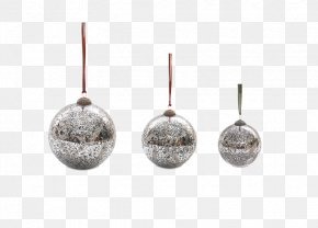 Mirror - Christmas Ornament Mirror Antique PNG
