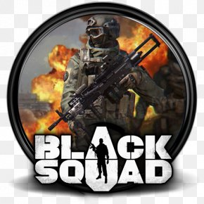 Squard - Black Squad Video Game PlayerUnknown's Battlegrounds PNG