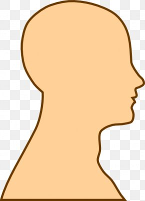 Human Outline Template - Human Brain Clip Art PNG