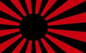 Rising-sun - Empire Of Japan Second World War Rising Sun Flag PNG