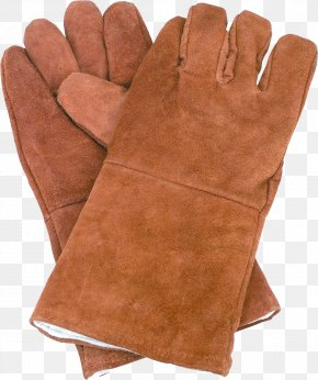 Gloves Image - Glove Gas Tungsten Arc Welding Leather Personal Protective Equipment PNG