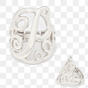 Silver Ring - Earring Jewellery Necklace Silver Bracelet PNG