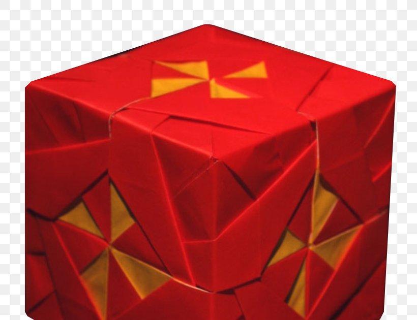DIY: origami cube | Origami cube, Diy origami, Origami paper art | 630x820