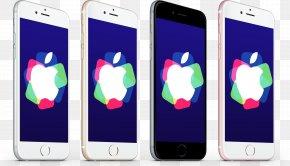 Phone Model Material - IPhone 6 Plus IPhone 7 IPhone 6s Plus Apple IOS 11 PNG