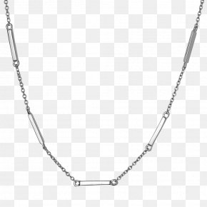 Silver Necklace - Locket Necklace Silver Earring Jewellery PNG