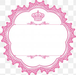 Crown Tread Pattern Vector Pink - Logo Crankset Bicycle Cycling PNG