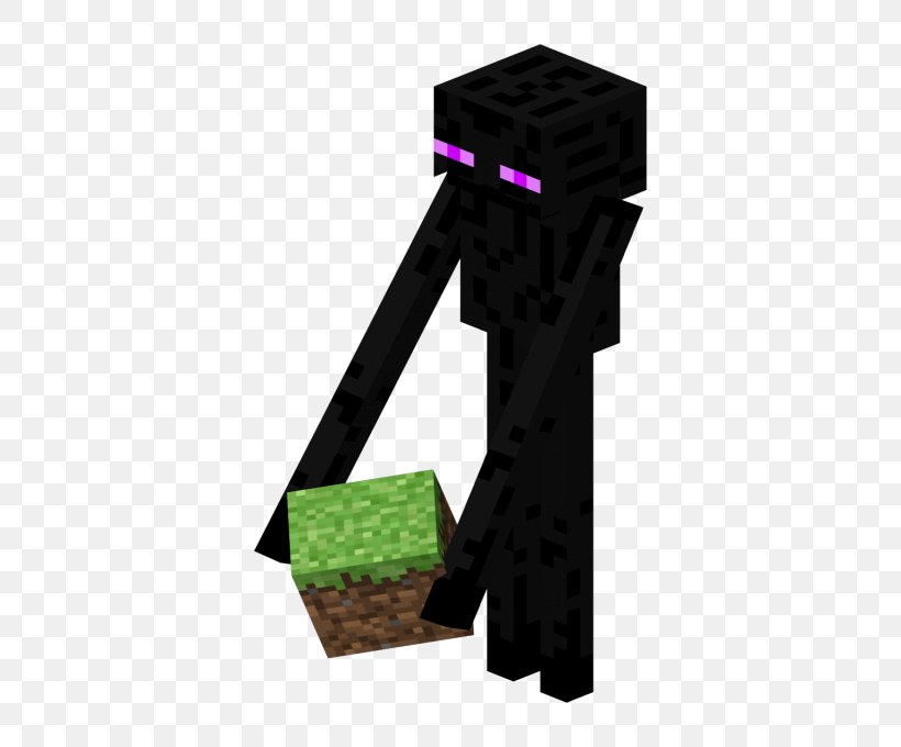Minecraft Story Mode Mob Enderman Video Game Png