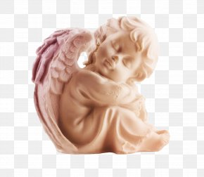 Angel Statue - Guardian Angel Cherub God Heaven PNG