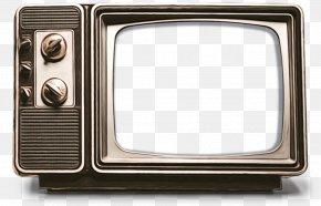 Television Set Media - Tv Cartoon PNG