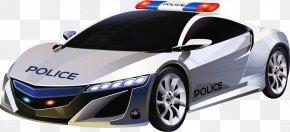 Vector Police Car - Police Car PNG