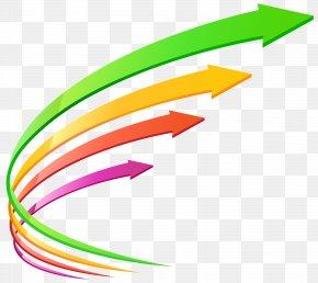 Four Arrows Transparent Clip Art Image - Santa Claus Clip Art PNG