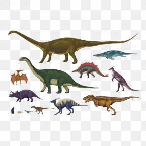 Vector Dinosaurs Collection - Dinosaur Download Royalty-free Illustration PNG