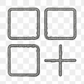 Rectangle App Icon - Essential Set Icon App Icon PNG