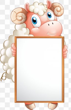 Sheep - Sheep Borders And Frames Vector Graphics Stock Photography Clip Art PNG