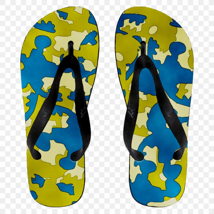 Women Sunshine Yellow Seahorse Baby Flip Flop Cool Slide Water Shoes