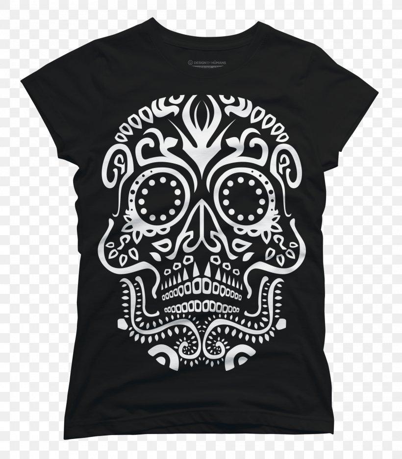 La Calavera Catrina Day Of The Dead Human Skull Symbolism Death, PNG, 2100x2400px, Calavera, Black, Bone, Brand, Day Of The Dead Download Free