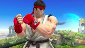Street Fighter - Super Smash Bros. For Nintendo 3DS And Wii U Street Fighter IV Ryu Mario PNG