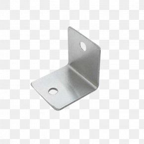 Stainless Steel Door - Angle Bracket Stainless Steel Tile PNG