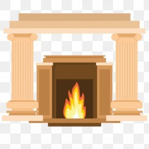 Vector Stove - Furnace Fireplace Hearth Euclidean Vector PNG