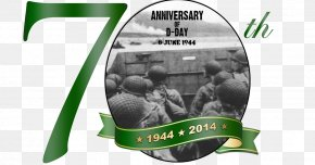 70th Anniversary Remember History - Normandy Landings National D-Day Memorial Omaha Beach Second World War PNG