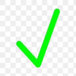 Green Tick - Tick Check Mark Free Content Clip Art PNG