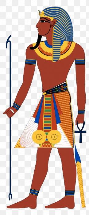 Pharaoh - Ancient Egypt Early Dynastic Period New Kingdom Of Egypt Pharaoh PNG