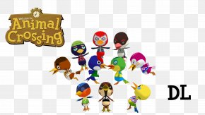 Bird - Animal Crossing: New Leaf Animal Crossing: Wild World Bird Nintendo Tiger PNG