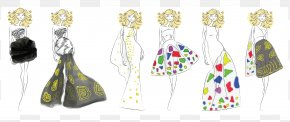 Fashion Illustration - Clothing Accessories Fashion Design Jewellery PNG