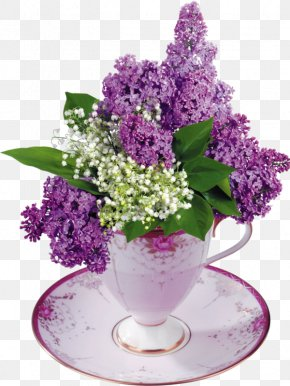 Lily Of The Valley - Flower Bouquet Common Lilac Garden Roses PNG